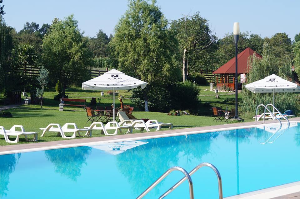Lux de Maramureș - răsfăț la piscine termale și la SPA, masaj si...