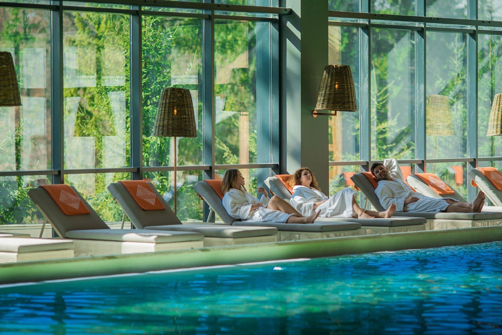 SPA weekend, Gourmet weekend sau Relaxare la Balvanyos Resort 4*, trei...