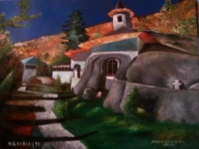 Te invită Bacăul - Introducere în tehnici inovative de pictură cu maestrul Gelu Parascan