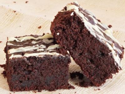 NEGRESE de casă cu două tipuri de ciocolată