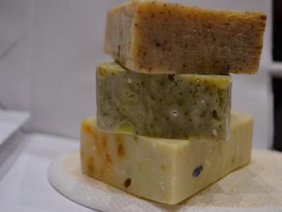 """Șampon solid cu apă salină din lacul Techirghiol - """"Vine Dobrogea la tine"""", Cosmetice Naturale"""