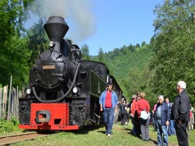 """O plimbare cu Mocănița, istoricul tren cu aburi de pe Valea Vaserului + prânzul la grătar în mijlocul pădurii. Variantele cu și fără cazare. """"Te invită Maramureşul! """""""