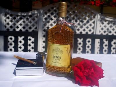 Vinars de lux Brendea, 7 ani ( XO) maturat tradițional după metoda cognac în butoaie de stejar