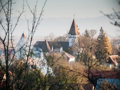 Revelion 2018 la Casele de Oaspeți Cincșor, Brașov - experiență premium în inima Transilvaniei. 5 zile cu 4 nopți, 3 mese pe zi, gastronomie locală nobiliară + excursii cu ghid expert în istoria artei.