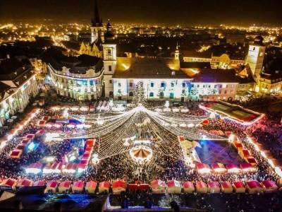 Vacanță de Crăciun la Nucet, Sibiu: 3 - 4 nopți cu 2 ospețe pe zi, ciobănaș ce doinește la fluier, atelier de deserturi săsești, baie în ciubăr tradițional, vizită la Muzeul Satului cu plimbare cu sania și acasă la marele artist al sticlei!