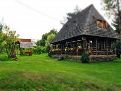 Evadare gourmet în Maramureș: cazare în casă de patrimoniu, 2 ospețe tradiționale pe zi + plimbare cu sania /căruța trasă de cai și bălăceală la piscină interioară cu apă termală! Opțional, seară cu ceterași inepuizabili. Variantele cu 2-5 nopți.