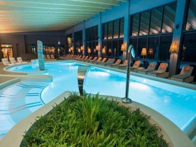 Revelion 2020 la Balvanyos Resort and SPA: 4 nopți, pensiune completă si acces nelimitat la circuitul termal din Grand Santerra Spa (piscine, saune, baie cu aburi, salină) + Cină Festivă, Carnaval, plimbare cu sania trasă de cai.
